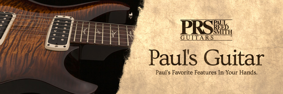 Paul Reed Smith (PRS) Paul's Guitar