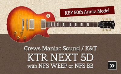 Crews / K&T KTR NEXT 5D w/NFS WEEP or NFS BB