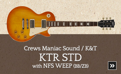 Crews / K&T KTR STD w/NFS WEEP(BB/ZB)