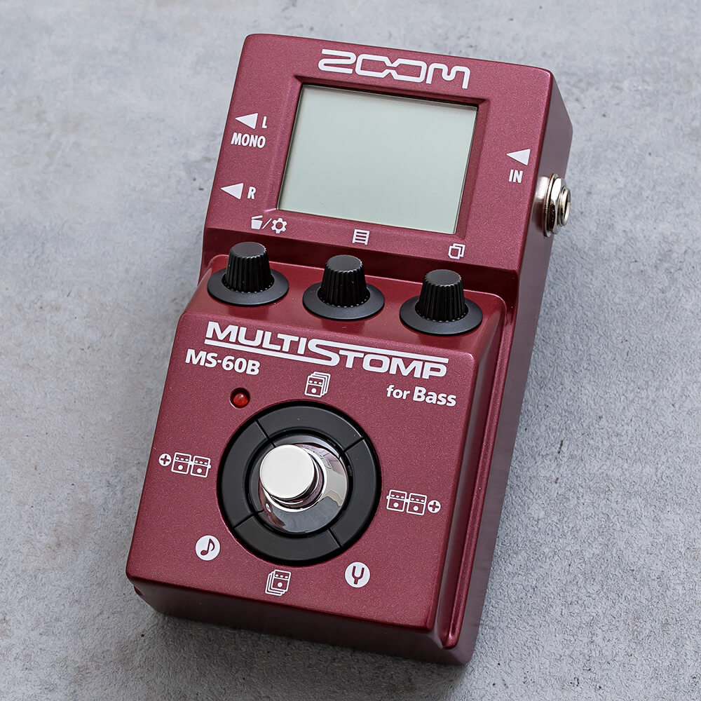 ZOOM <br>MS-60B