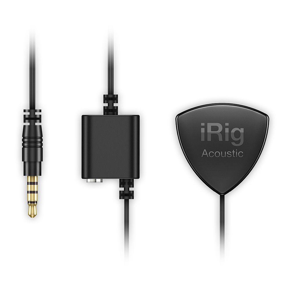 IK Multimedia <br>iRig Acoustic