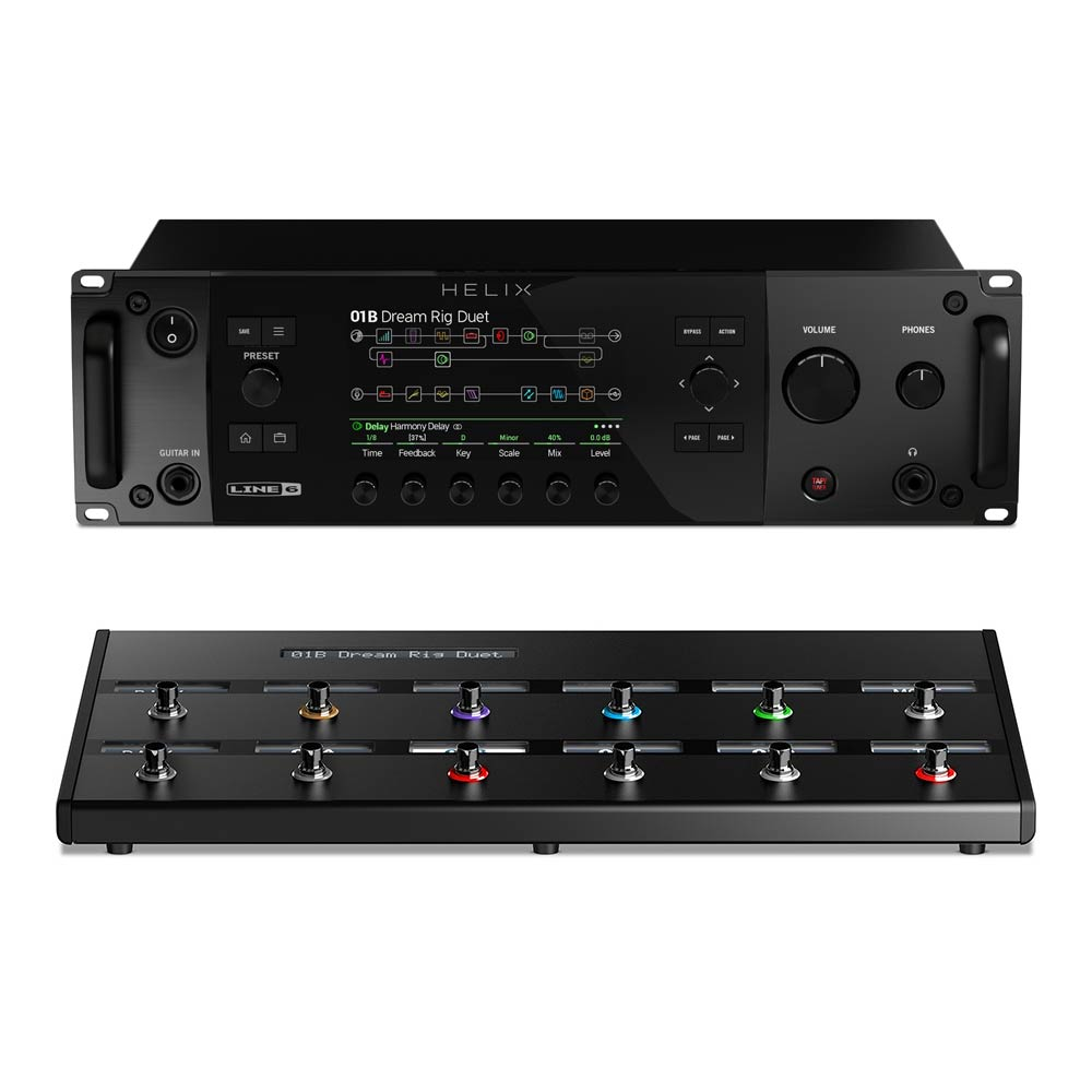 LINE 6 <br>Helix Rack Bundle