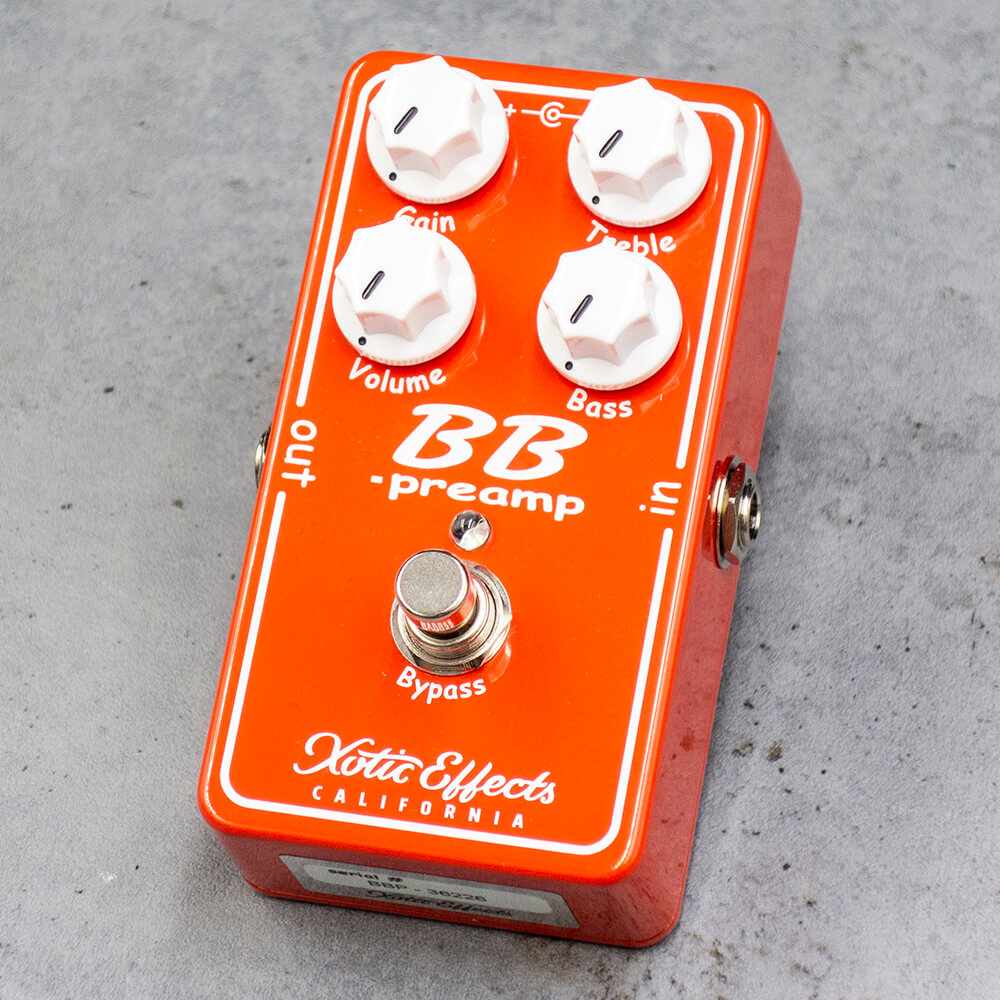 Xotic <br>BB Preamp