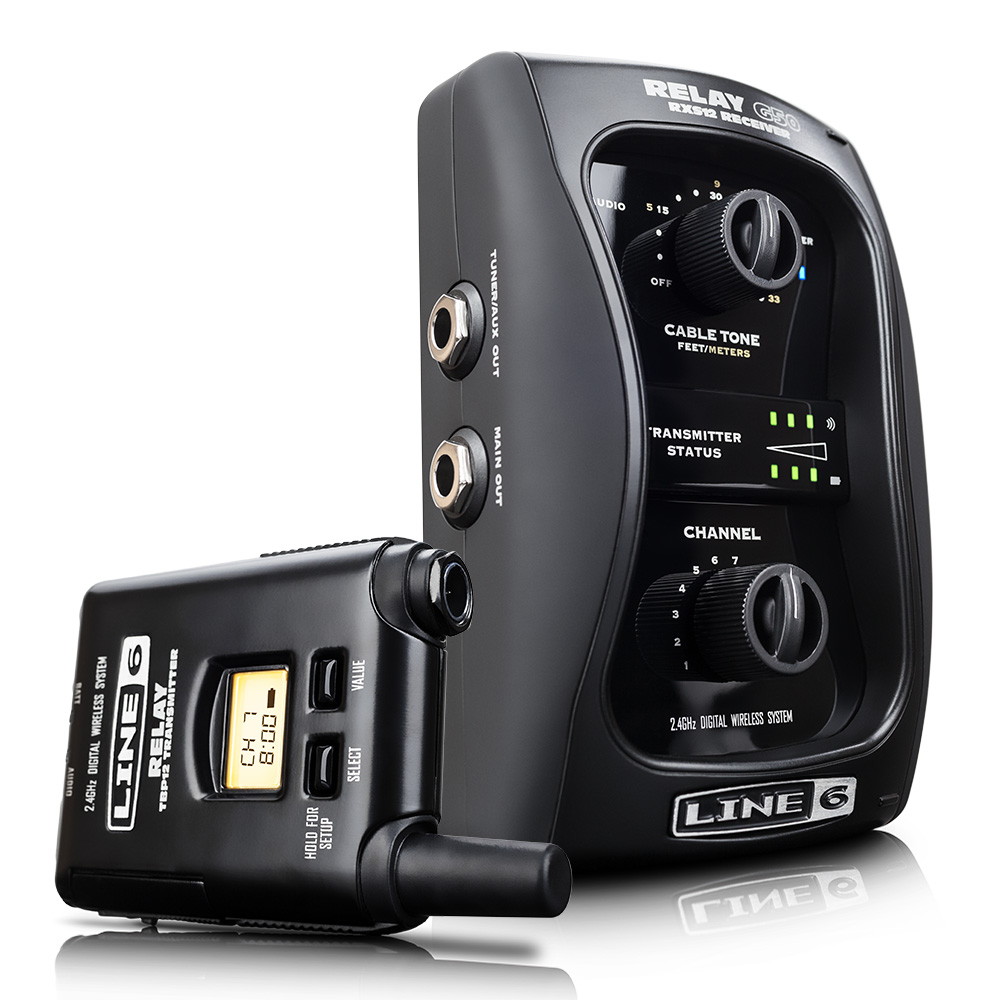 Line 6 <br>Relay G50