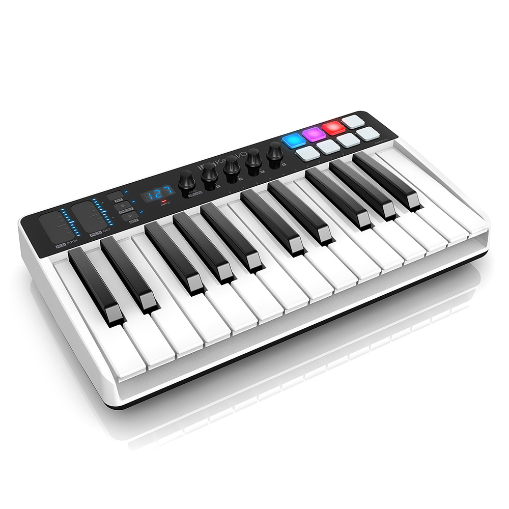 IK Multimedia <br>iRig Keys I/O 25