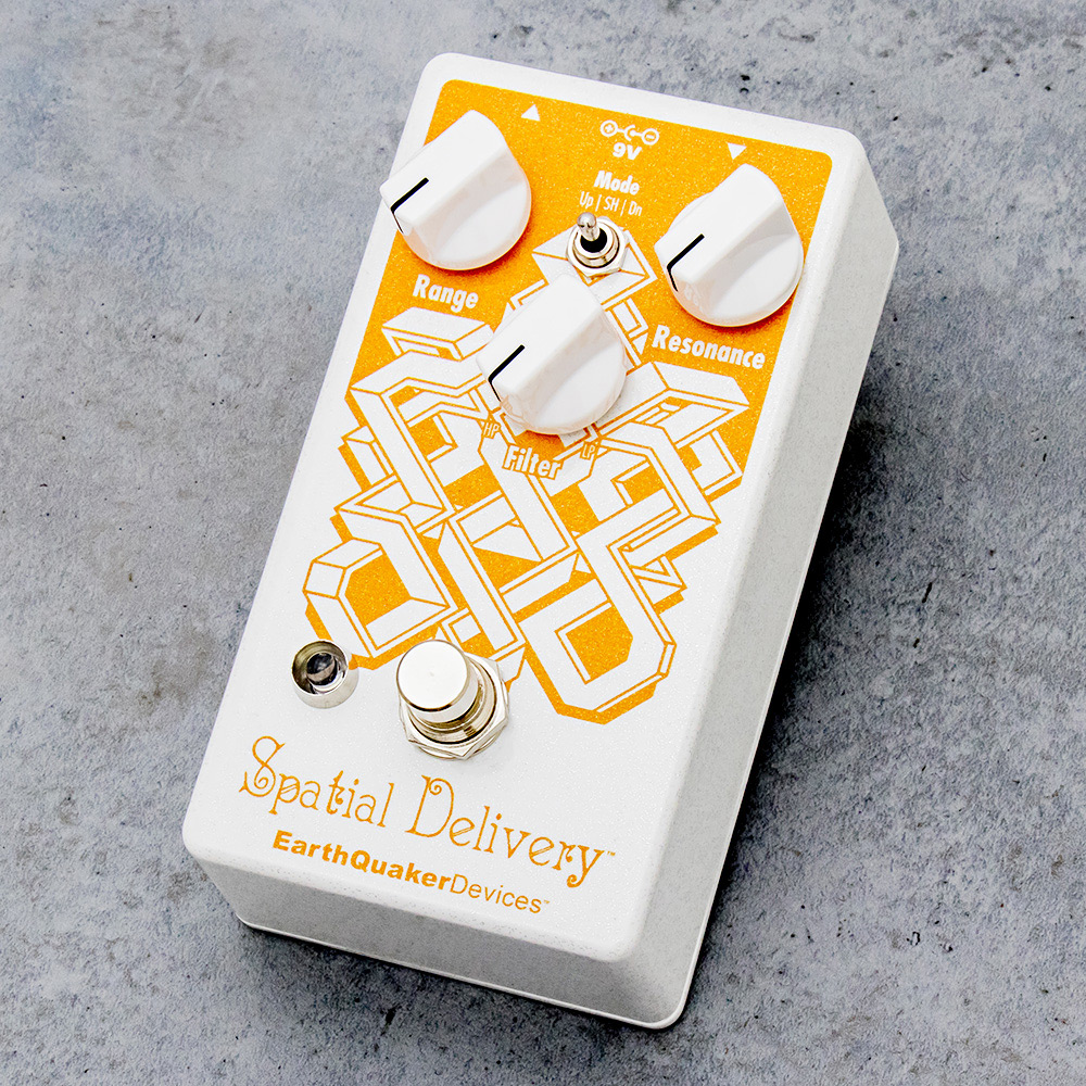 Earth Quaker Devices <br>Spatial Delivery