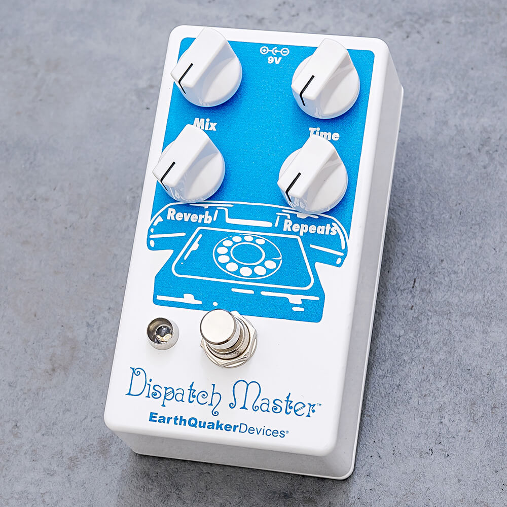 Earth Quaker Devices <br>Dispatch Master Delay&Reverb