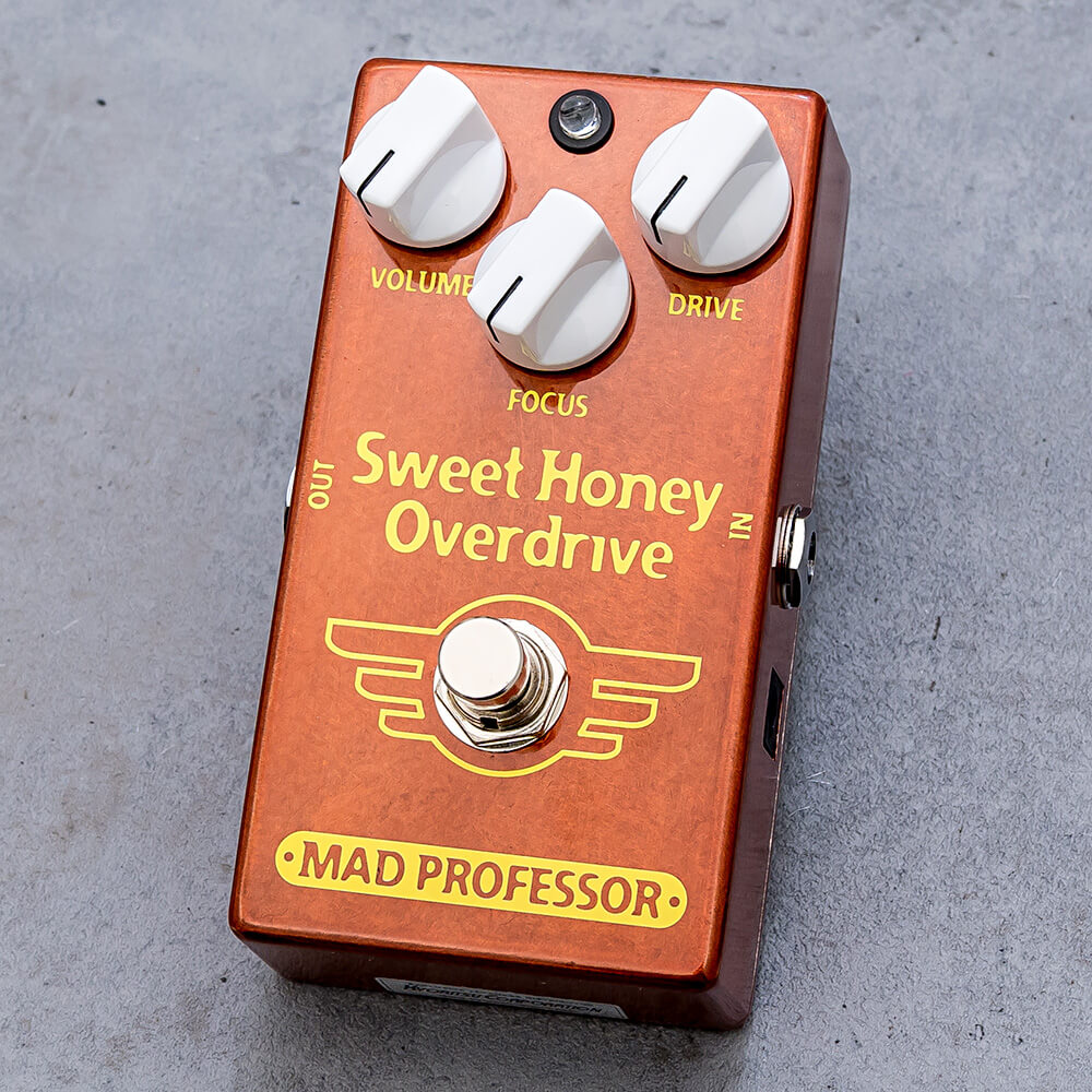 MAD PROFESSOR <br>Sweet Honey Overdrive FAC