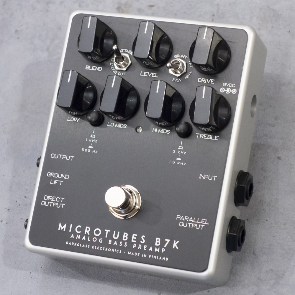 Darkglass Electronics <br>Microtubes B7K Overdrive