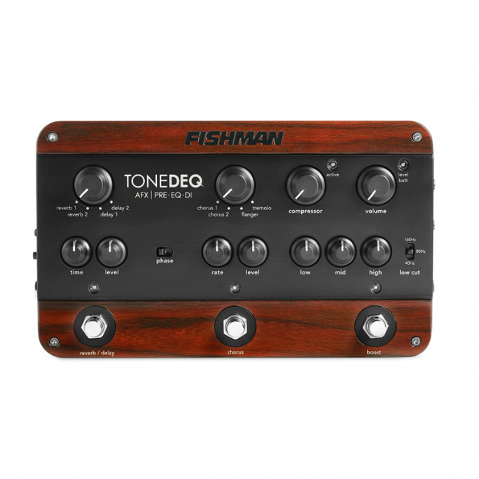FISHMAN <br>ToneDEQ Preamp EQ