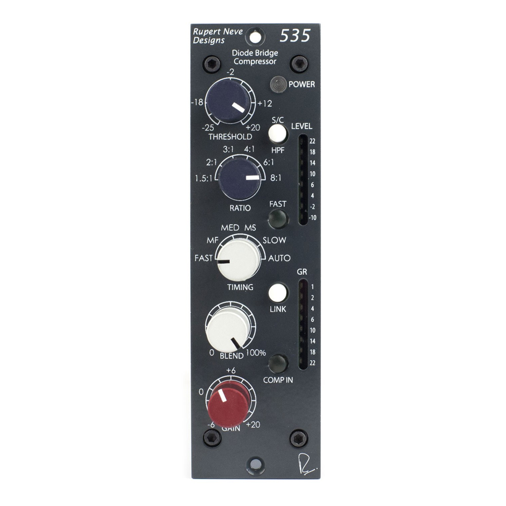 RUPERT NEVE DESIGNS <br>535 [Diode Bridge Compressor] ■店頭デモ試聴実施中