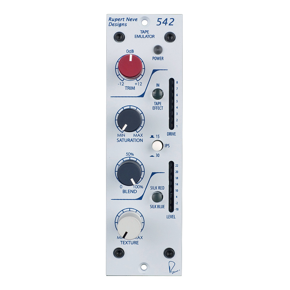RUPERT NEVE DESIGNS <br>542 [Tape Emulator] ■店頭デモ試聴実施中