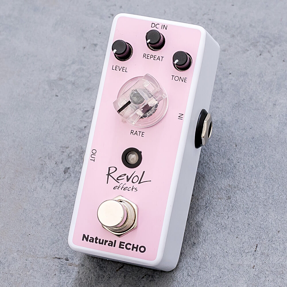 RevoL effects <br>Natural ECHO EEC-01