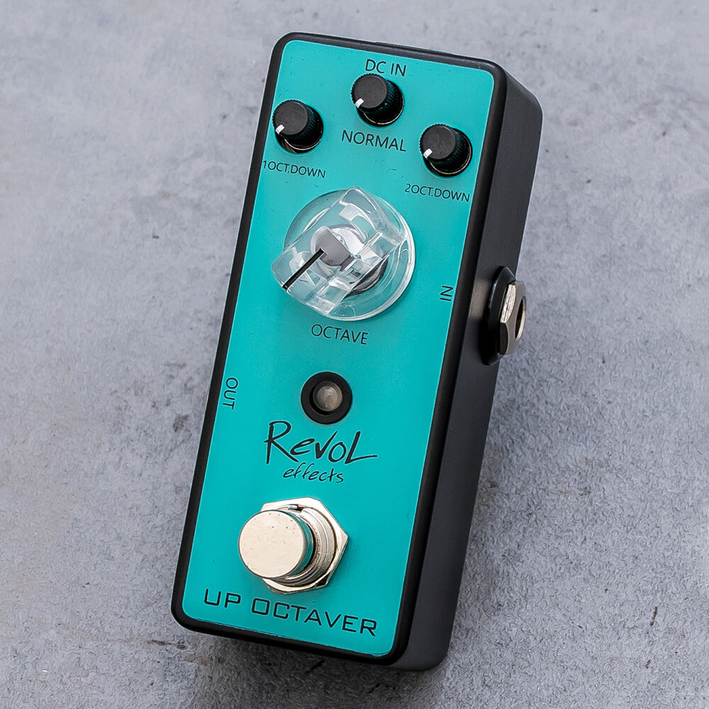 RevoL effects <br>UP OCTAVER EOT-01