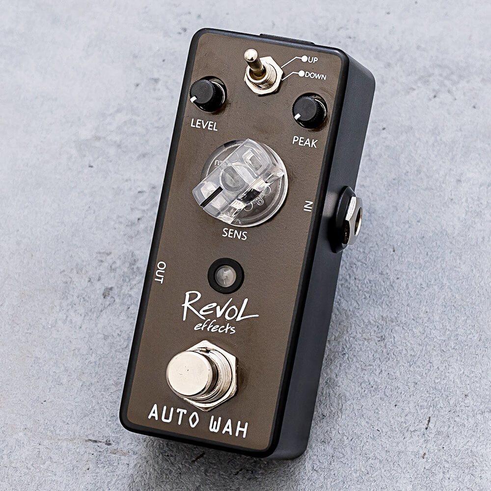 RevoL effects <br>AUTO WAH EWA-01