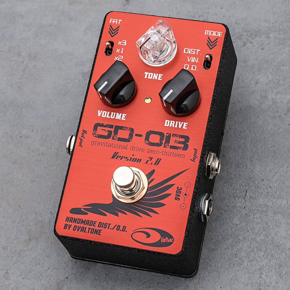 Ovaltone <br>GD-013 Version 2.0 -