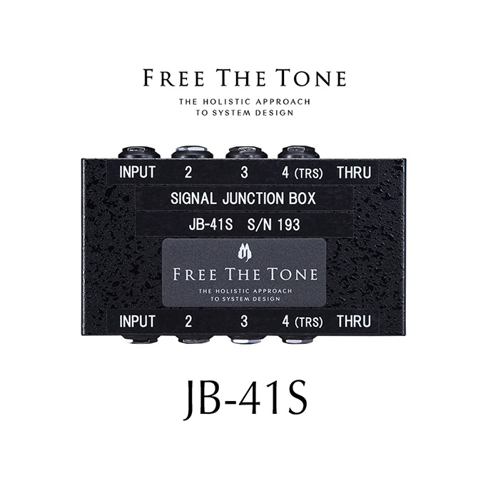 Free The Tone <br>JB-41S Signal Junction Box