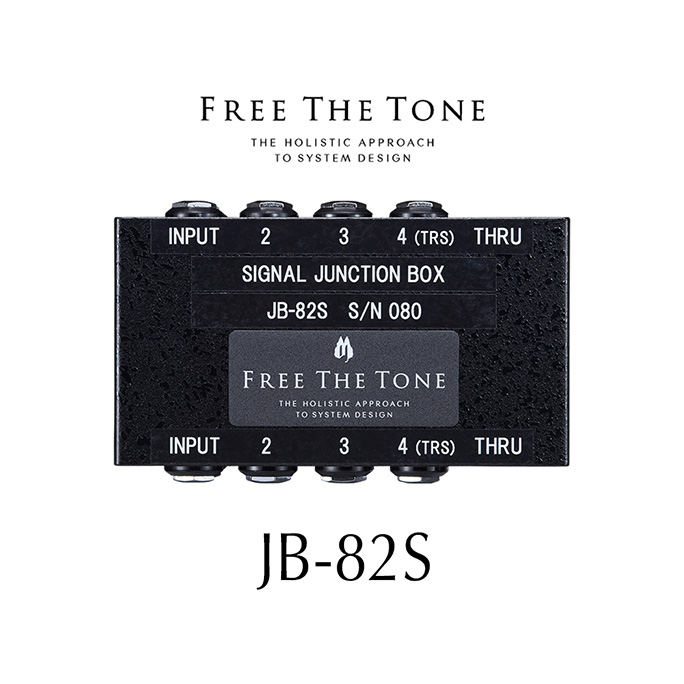 Free The Tone <br>JB-82S Signal Junction Box