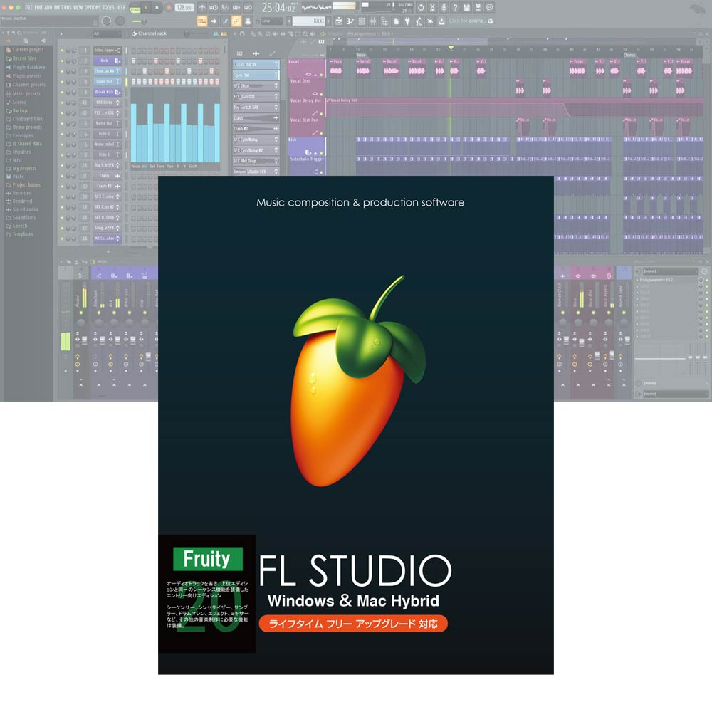 Image-Line <br>FL Studio 20 Fruity
