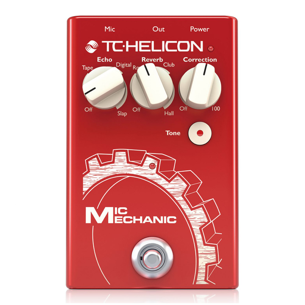TC-Helicon <br>MIC MECHANIC 2