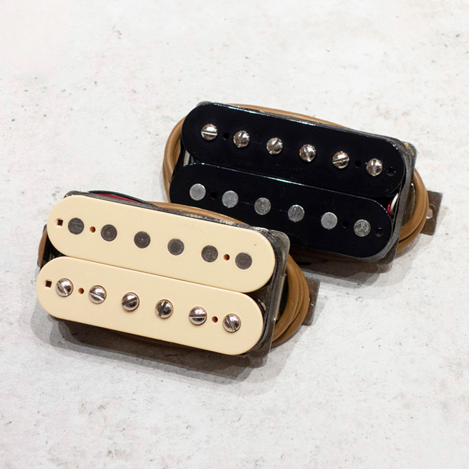 K&T MODERN VINTAGE GUITARS <br>CODA BB/WW set