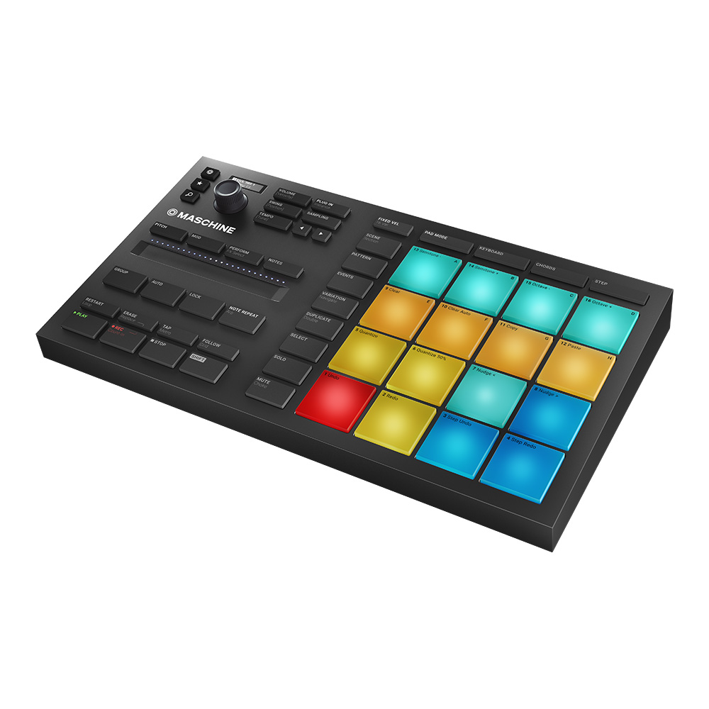 NATIVE INSTRUMENTS <br>MASCHINE MIKRO MK3