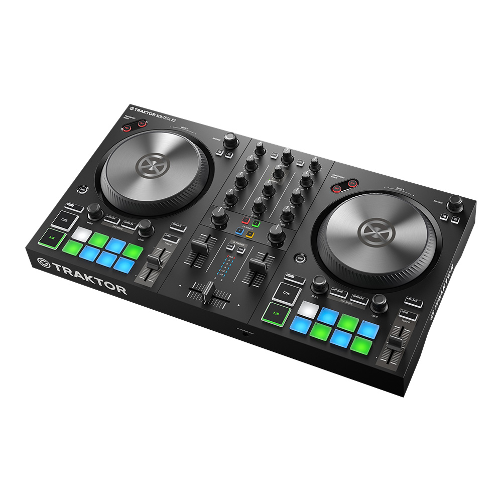 NATIVE INSTRUMENTS <br>TRAKTOR KONTROL S2 MK3