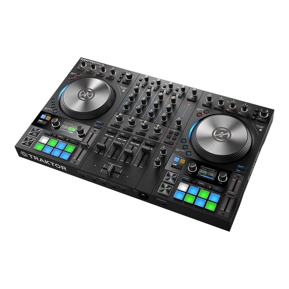 NATIVE INSTRUMENTS <br>TRAKTOR KONTROL S4 MK3