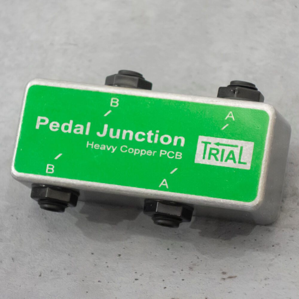TRIAL <br>Pedal Junction