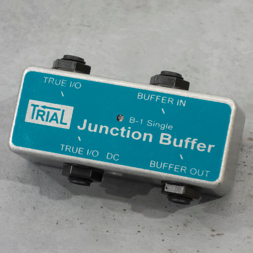 TRIAL <br>Junction Buffer Single