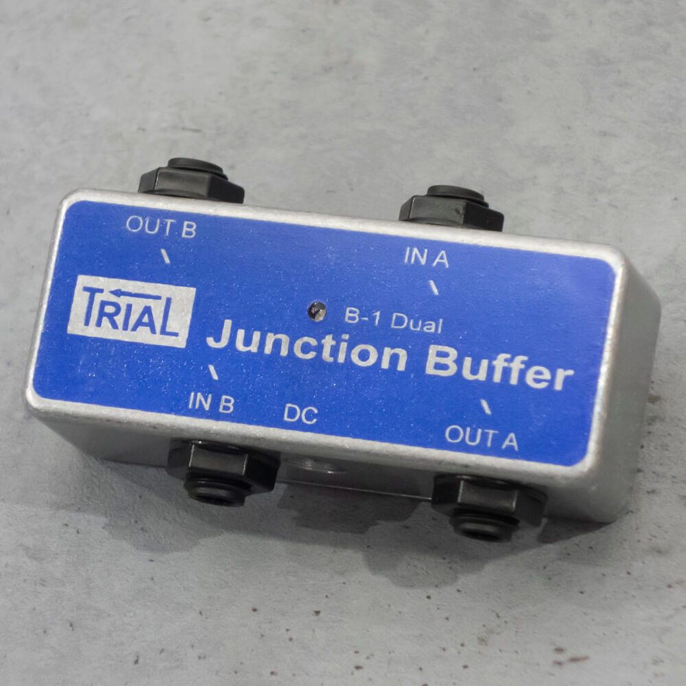 TRIAL <br>Junction Buffer Dual