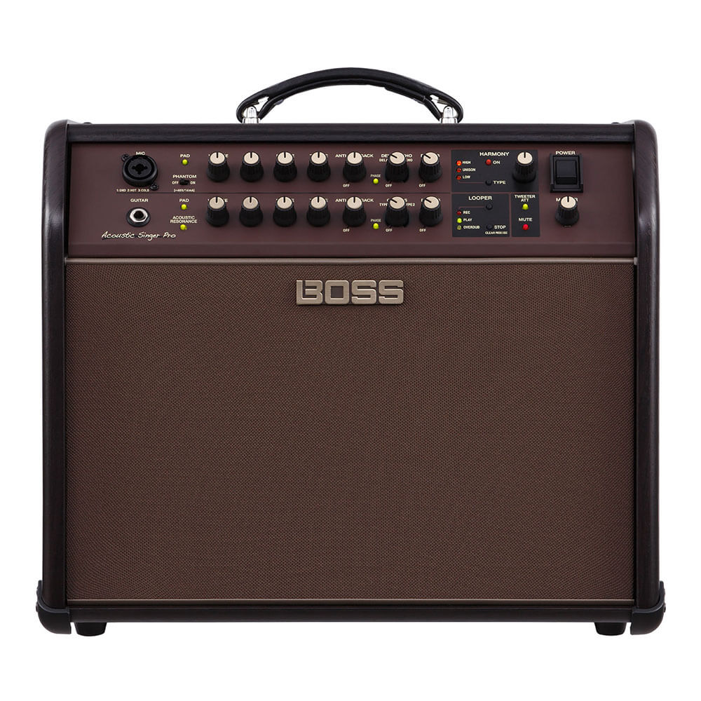 BOSS <br>Acoustic Singer Pro ACS-PRO Acoustic Amplifier