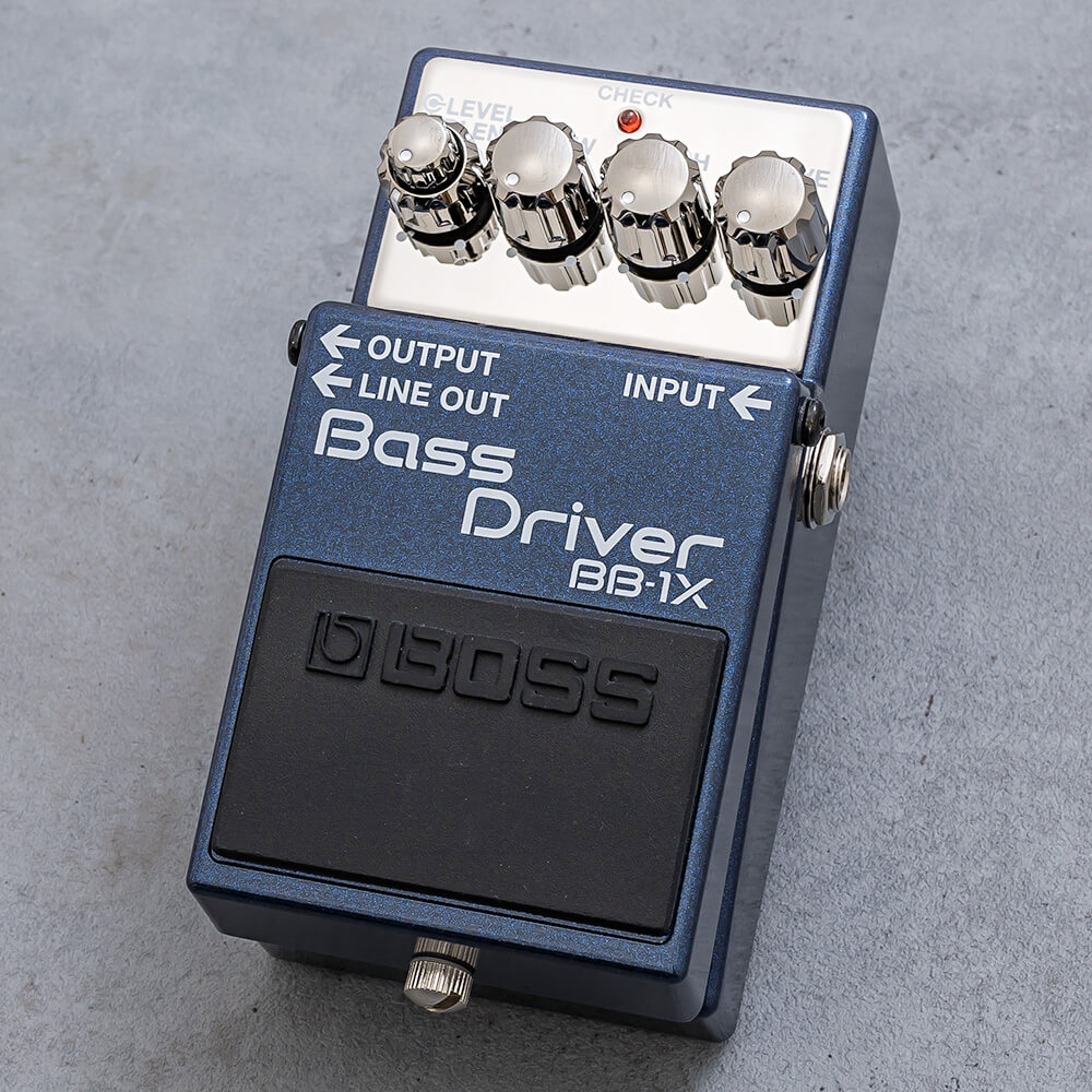 BOSS <br>BB-1X Bass Driver
