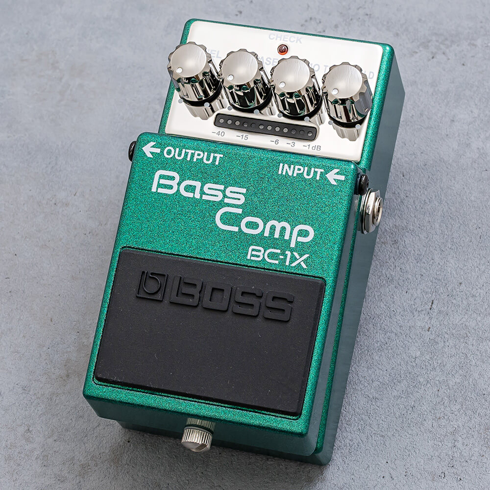 BOSS <br>BC-1X Bass Comp