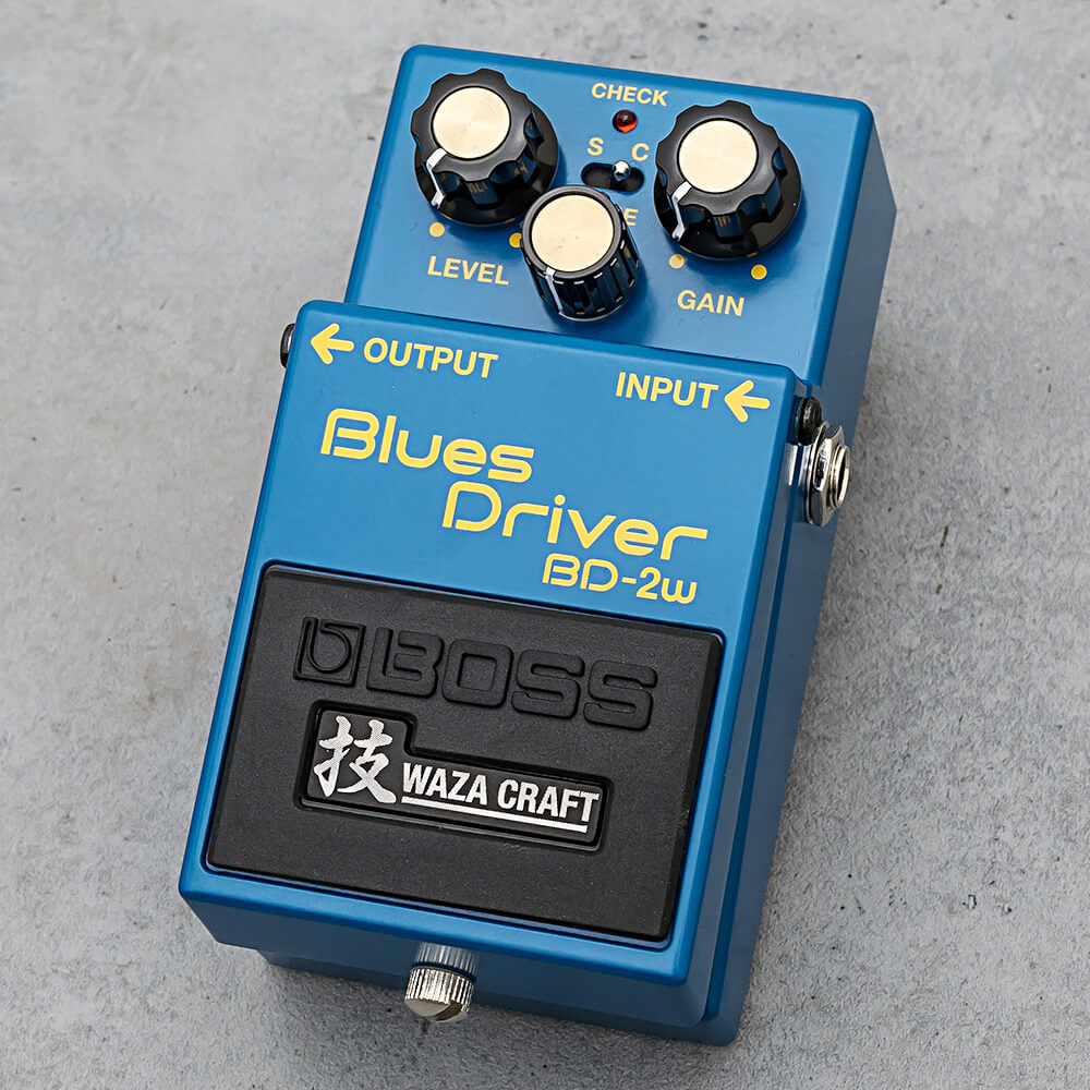BOSS <br>BD-2W Blues Driver