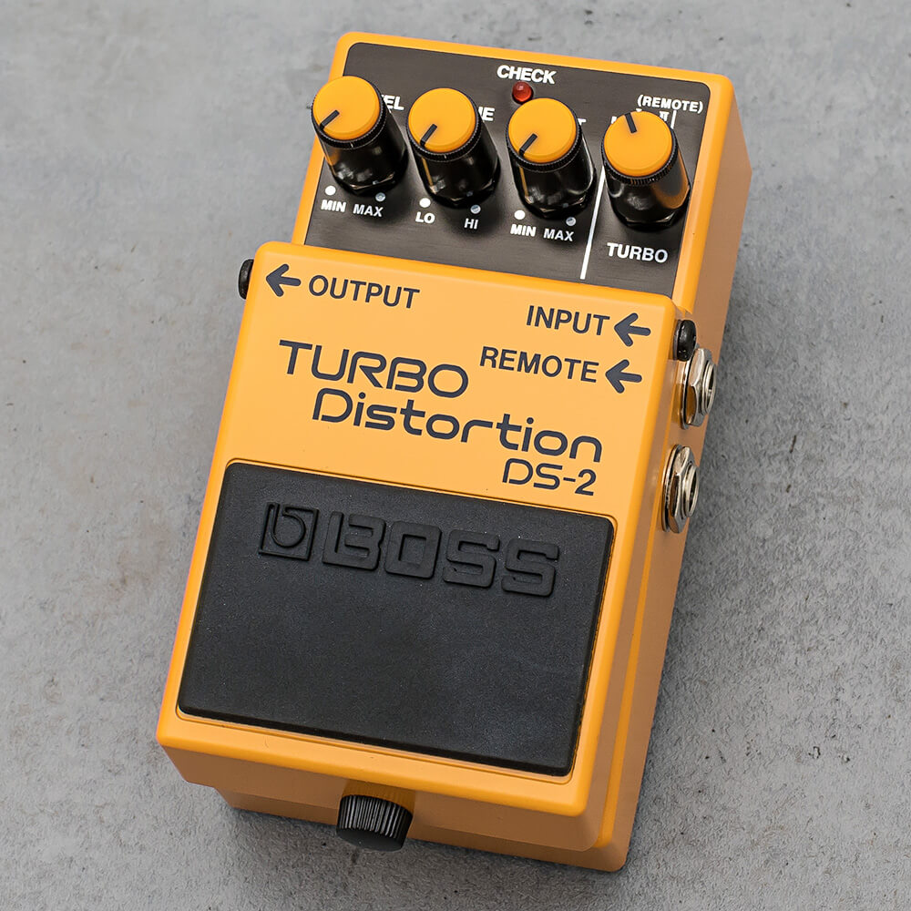 BOSS <br>DS-2 TURBO Distortion