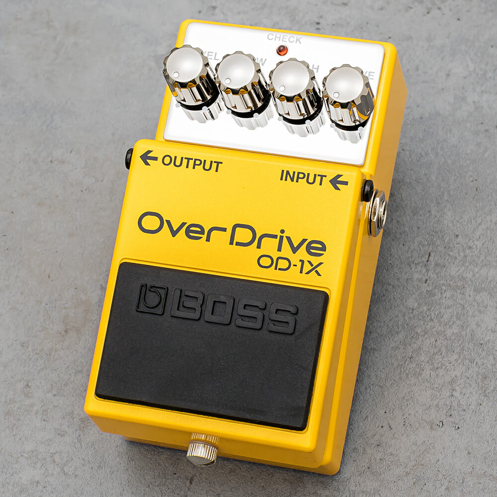 BOSS <br>OD-1X Overdrive