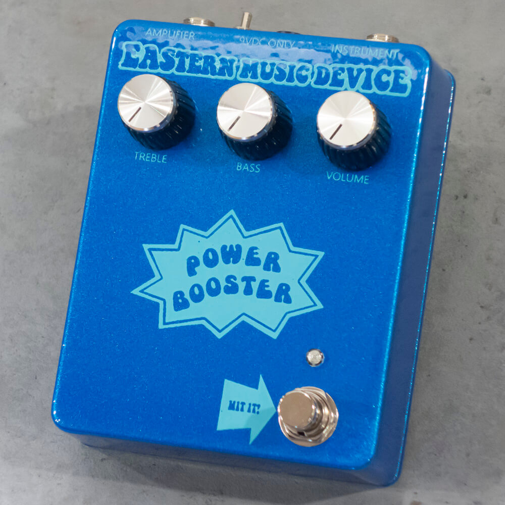 Eastern Music Device <br>POWER BOOSTER