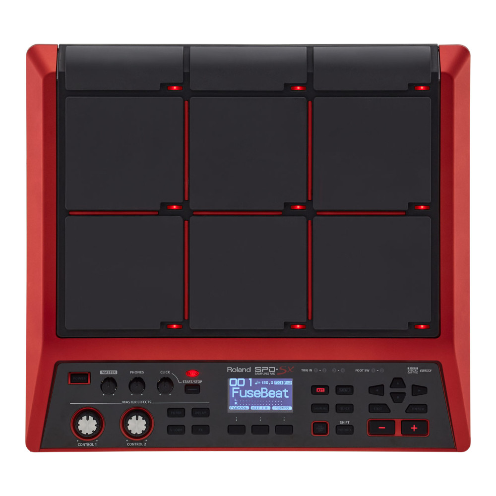 Roland <br>SPD-SX Special Edition Sampling Pad