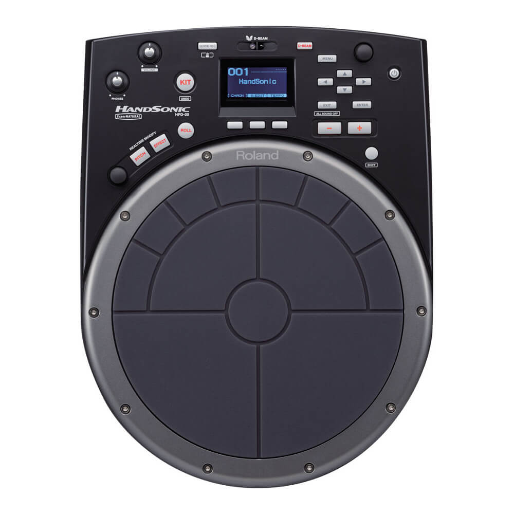 Roland <br>HandSonic HPD-20 Hand Percussion Pad