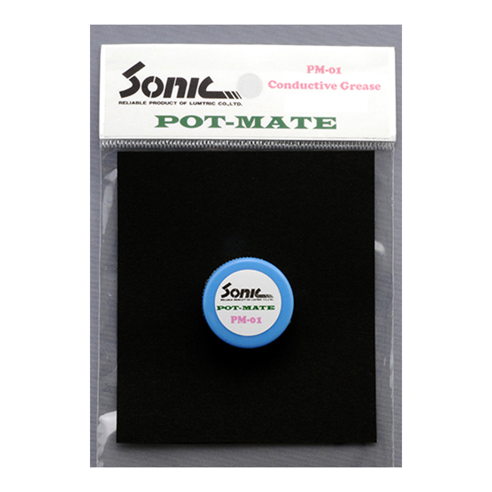Sonic <br>POT-MATE Conductive Grease PM-01