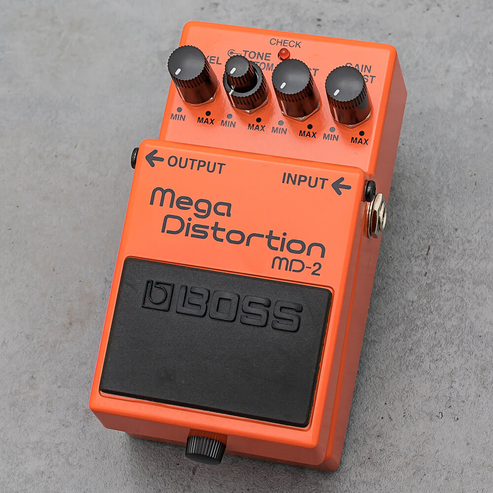 BOSS <br>MD-2 Mega Distortion