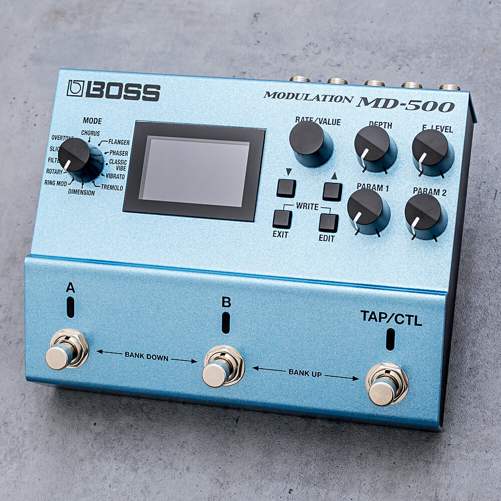BOSS <br>MD-500 Modulation