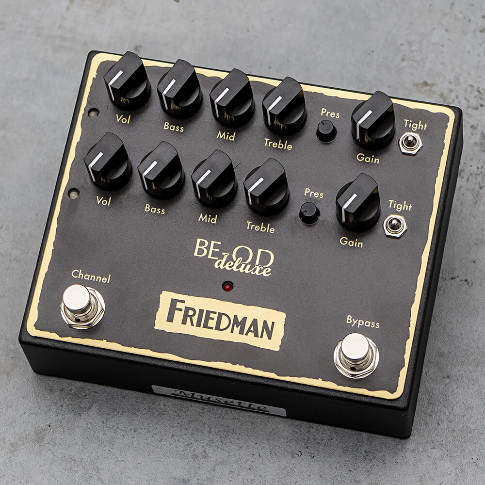 Friedman <br>BE-OD DELUXE