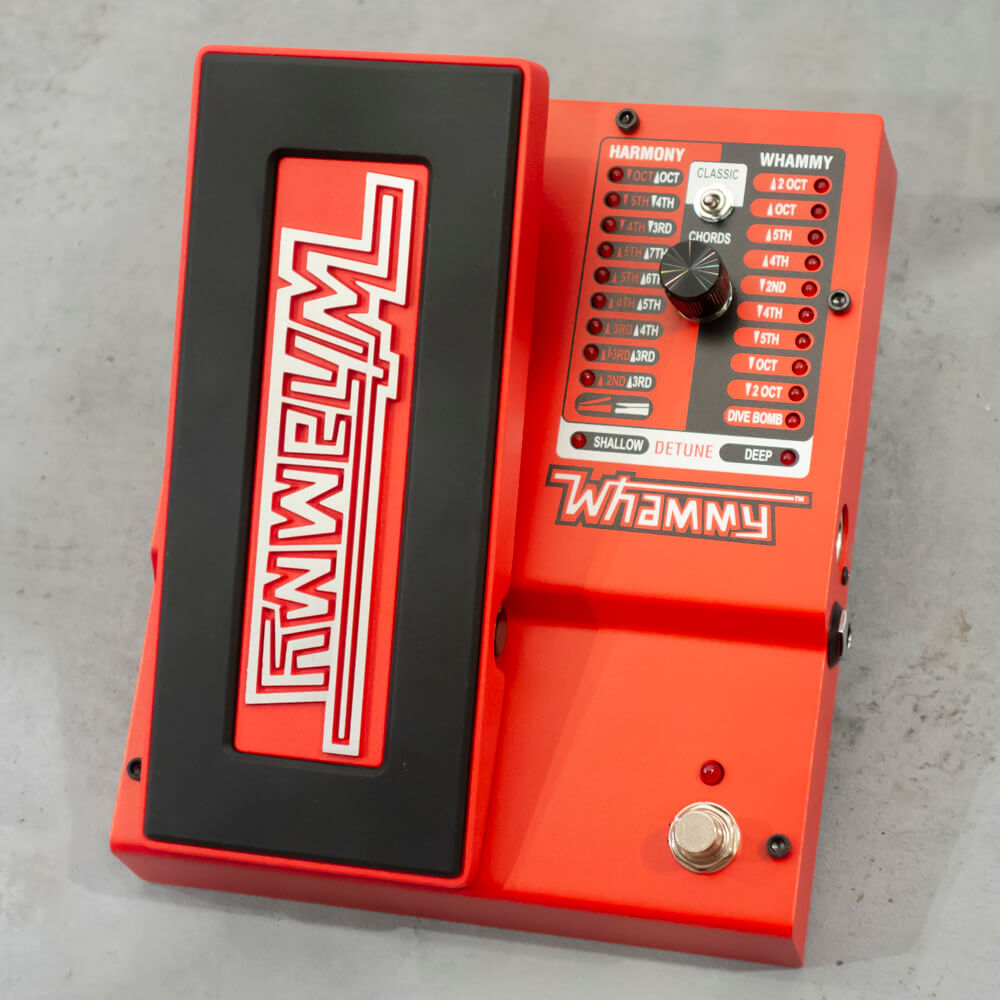 DigiTech <br>WHAMMY 5