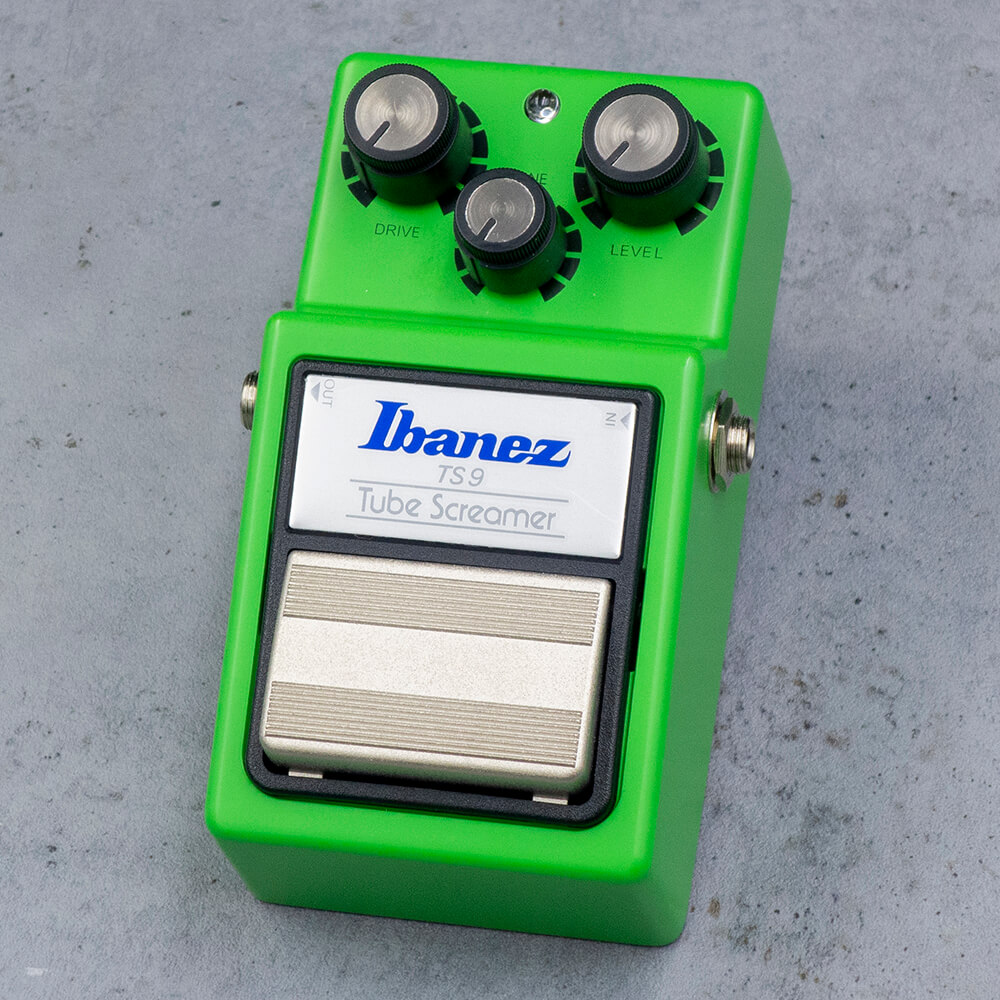 Ibanez <br>TS9 Tube Screamer