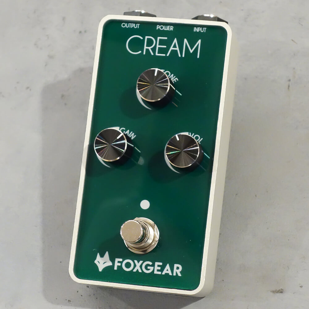 FOXGEAR <br>Cream  [OD/Distortion]