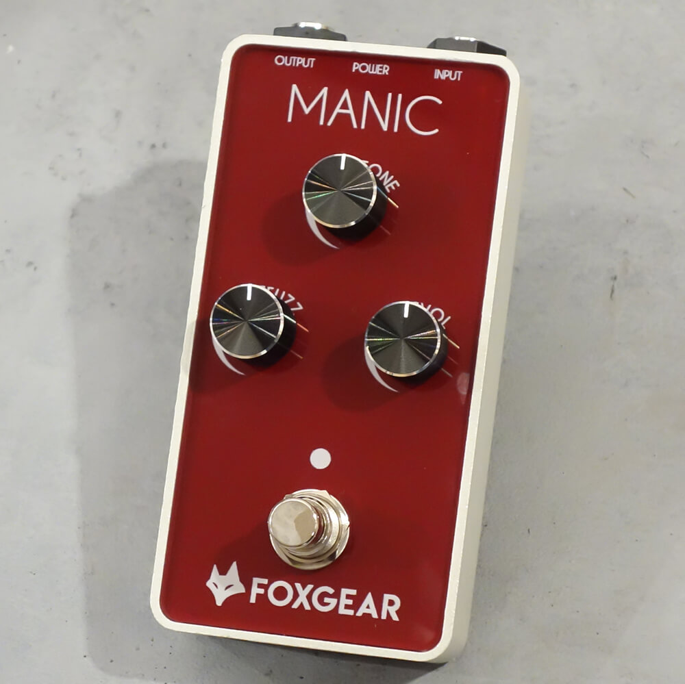 FOXGEAR <br>Manic [Distortion]