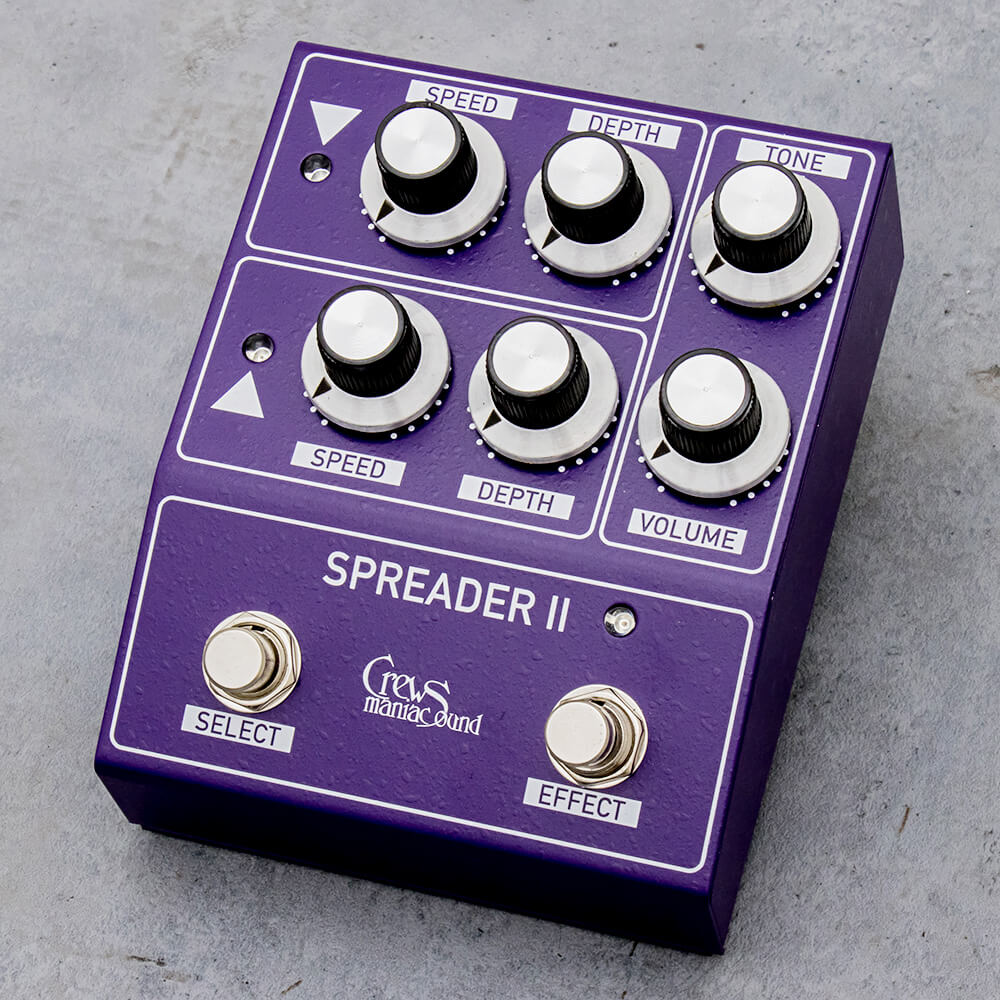 Crews Maniac Sound <br>SPREADER II ANALOG CHORUS