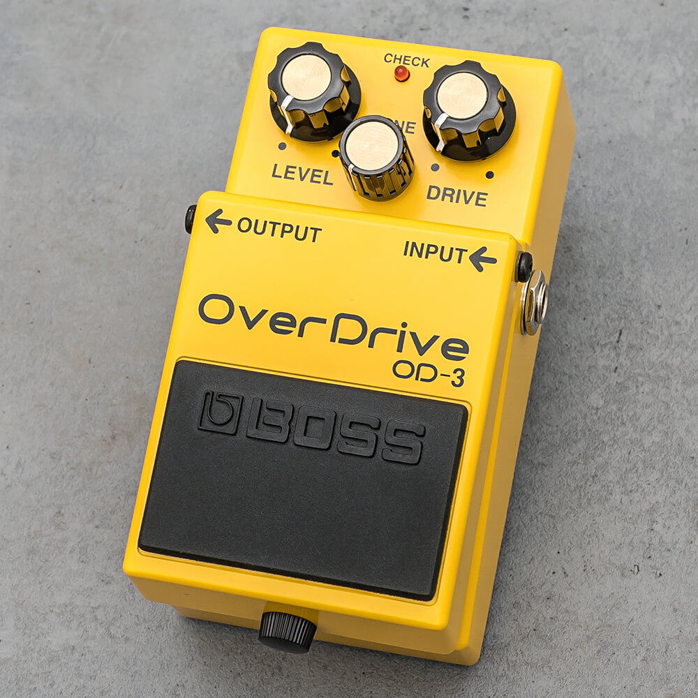 BOSS <br>OD-3 OverDrive